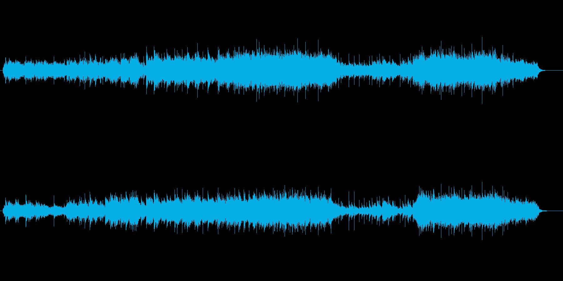 しっとりと歌い上げるピアノ・バラードの再生済みの波形