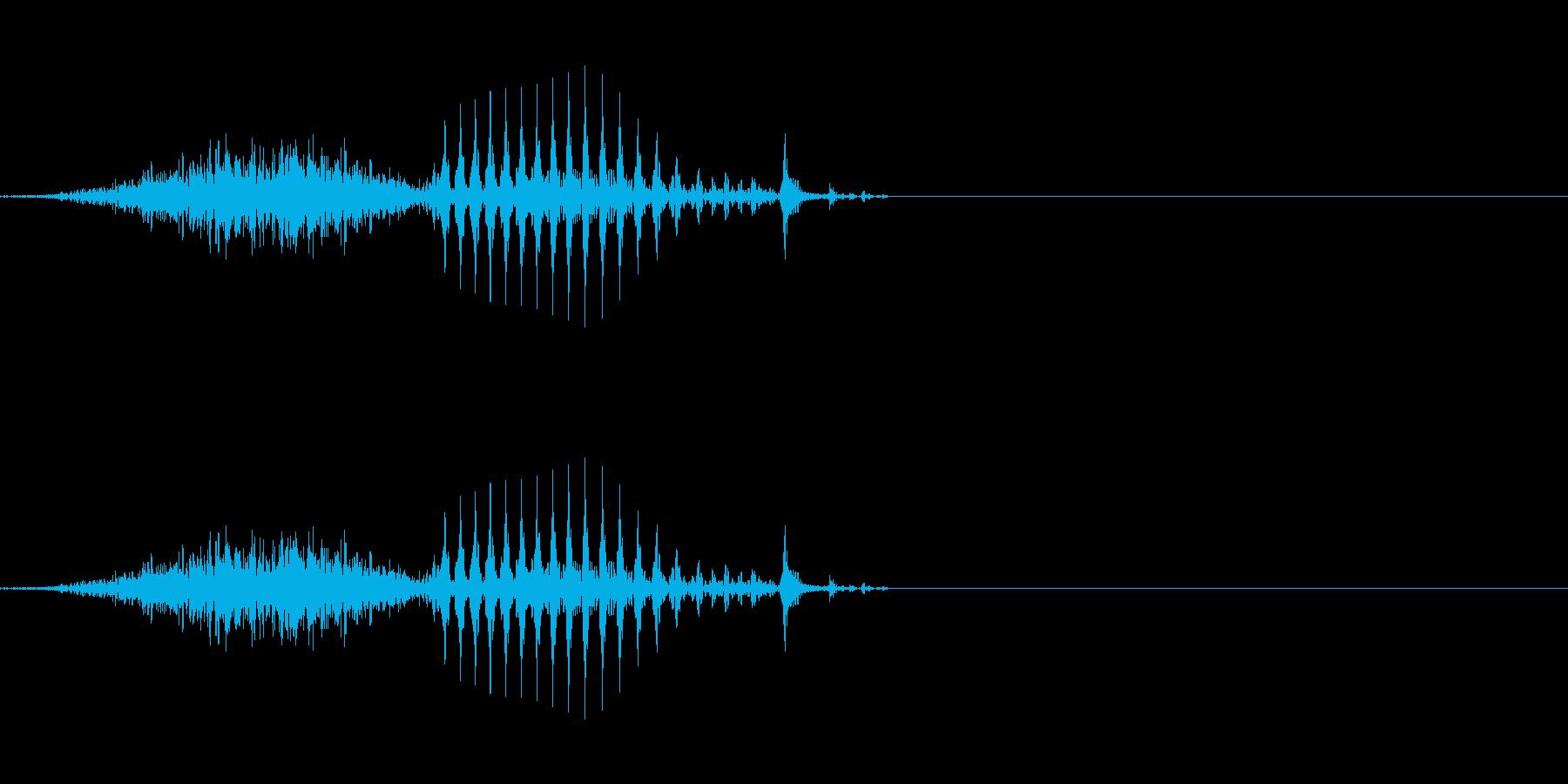 スー 四(4) 中国語(北京語) 男の再生済みの波形