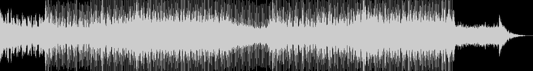 EDMクラブ系ダンスミュージック-03の未再生の波形