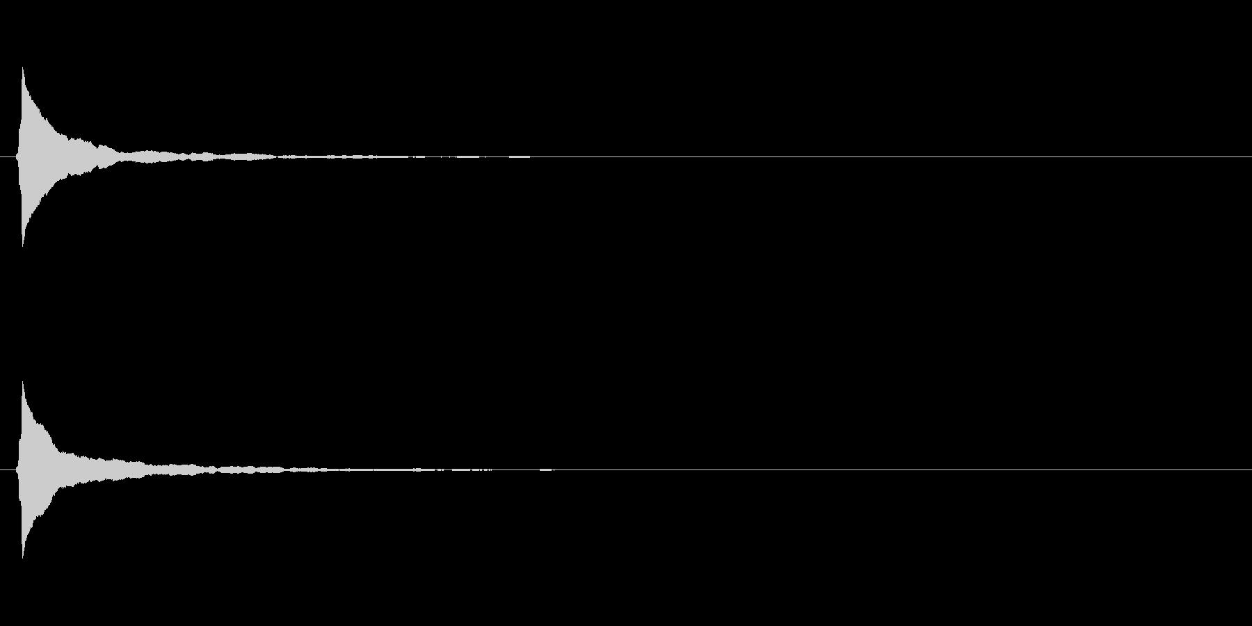 キラキラ系_072の未再生の波形