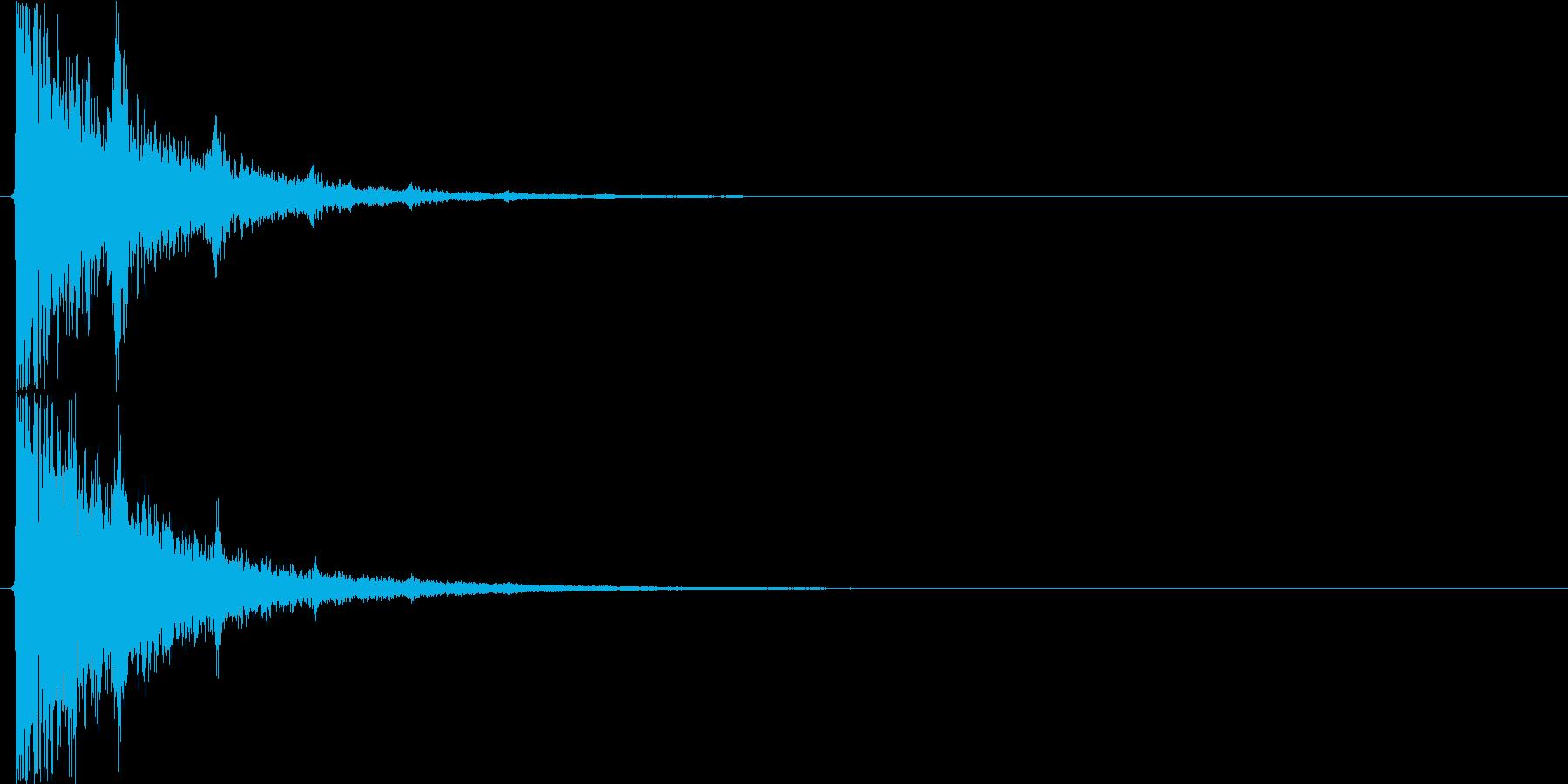 キランキランキラン…(回想前、振り返り)の再生済みの波形