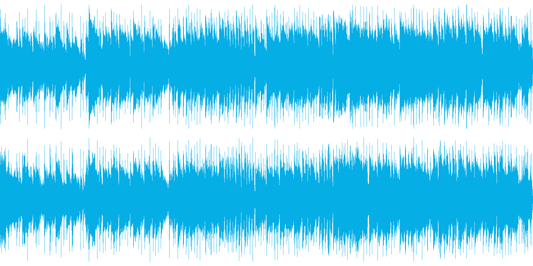感動的シーンにぴったり泣きのバラードの再生済みの波形