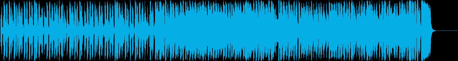 コミカル 子供 ペット 軽快 おちゃらけの再生済みの波形