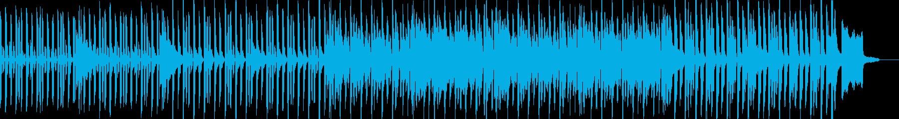 普段の日常シーンで使えるジャムセッションの再生済みの波形