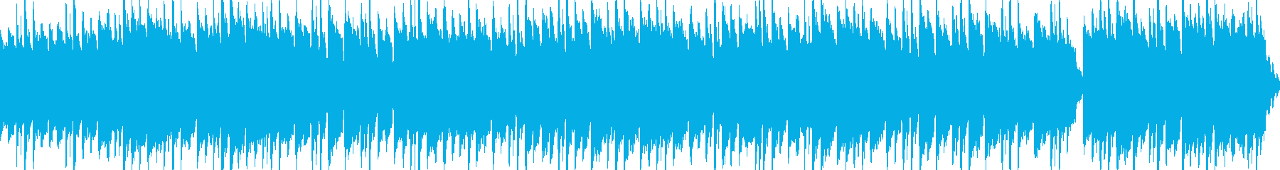 きよしこの夜(ピコピコ3音アレンジ)の再生済みの波形