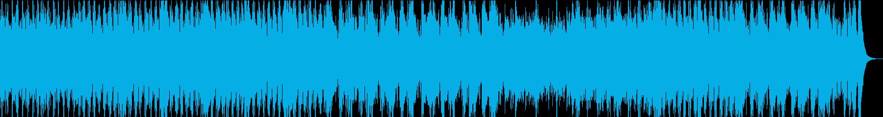 和風オーケストラ日本の祭⑥高音弦なしの再生済みの波形