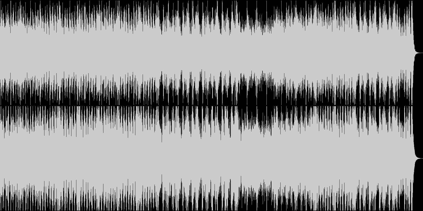 和風オーケストラ日本の祭⑥高音弦なしの未再生の波形