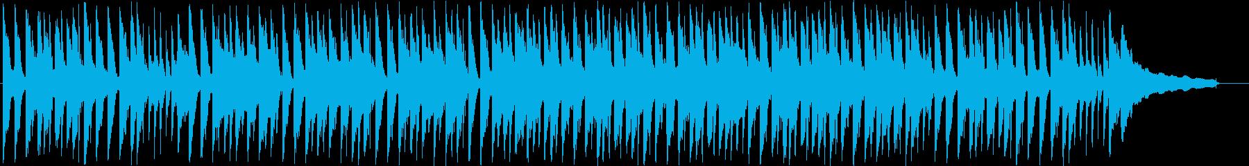 明るく楽しいほのぼのBGM♪の再生済みの波形