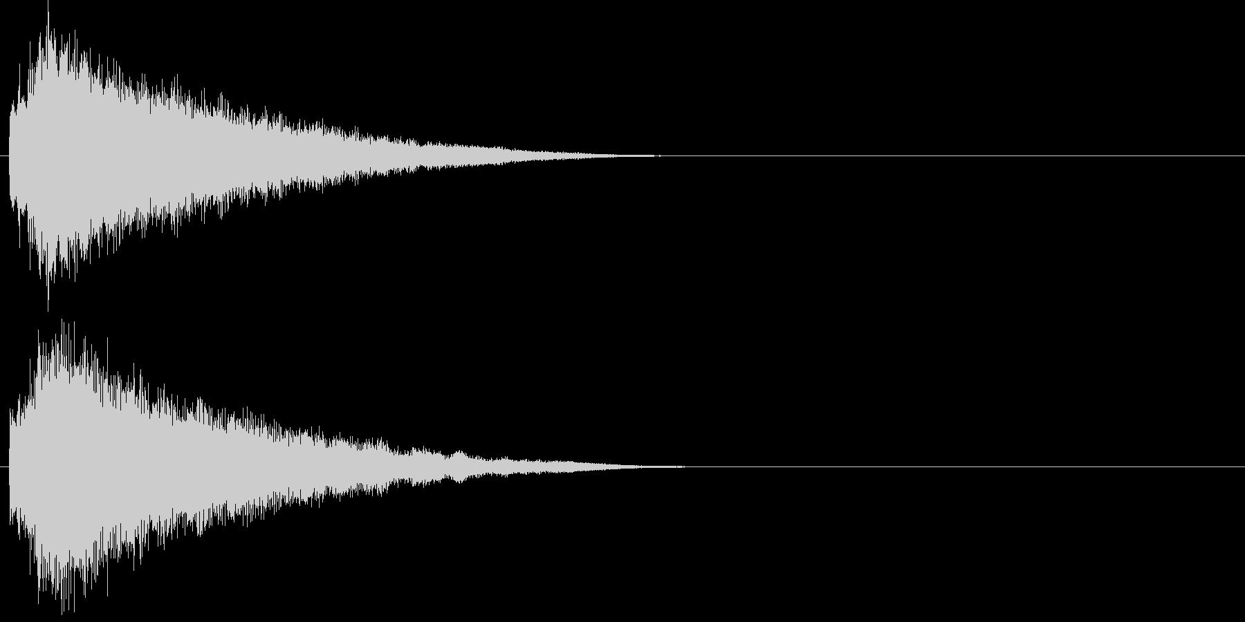 汎用17 シャラーンの未再生の波形