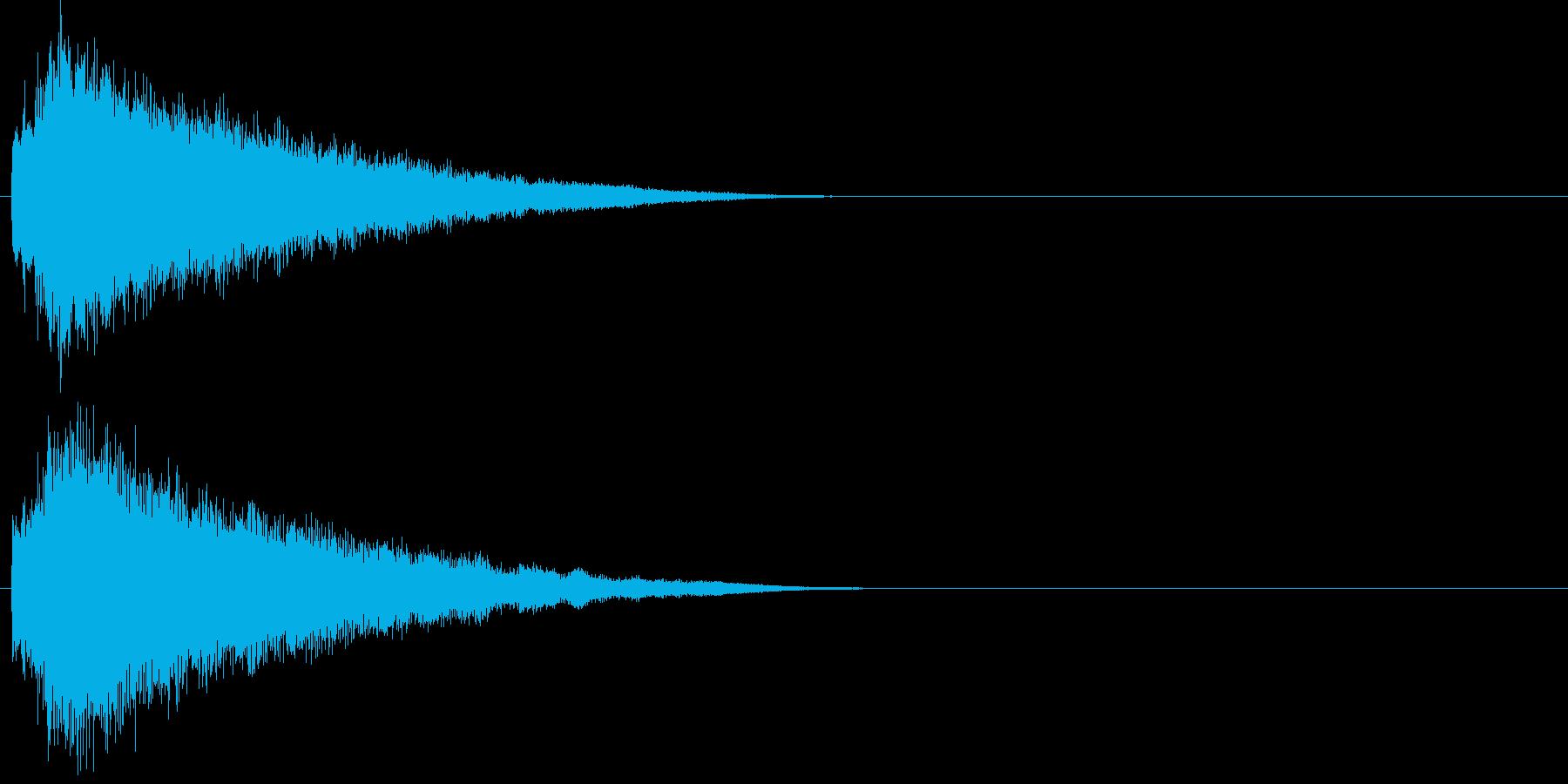 汎用17 シャラーンの再生済みの波形