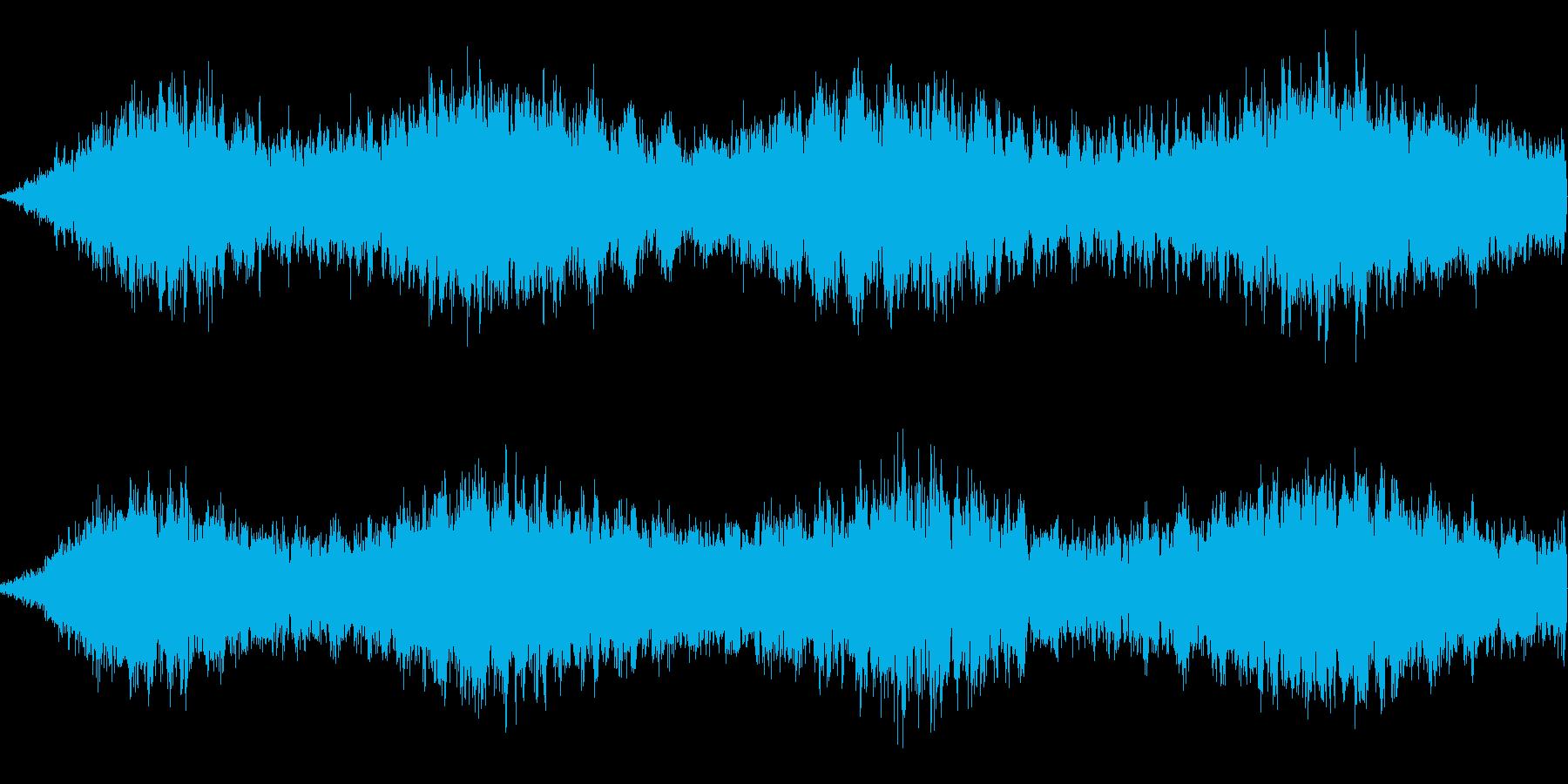 オーラやエネルギーをまとうの再生済みの波形