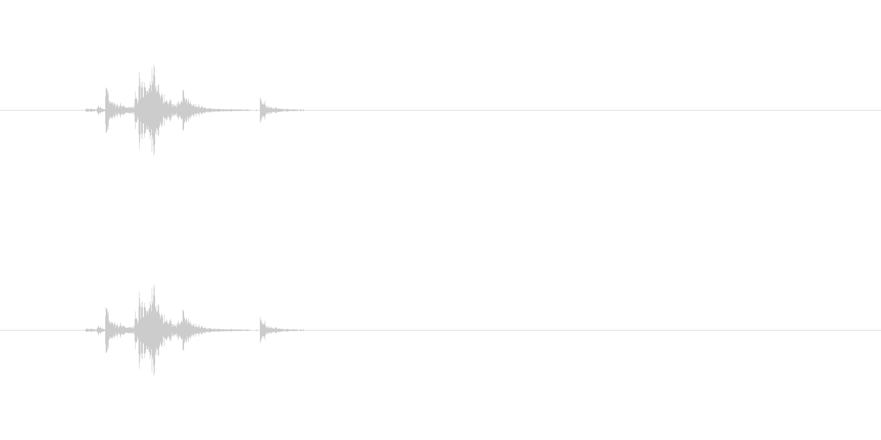 【筆箱01-7(振る)】の未再生の波形