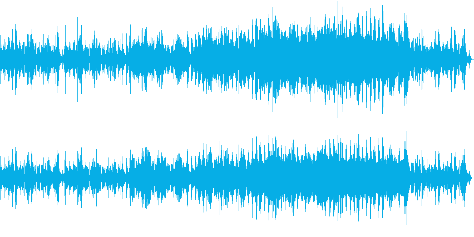 異国/教会/幻想的/チェンバロの再生済みの波形