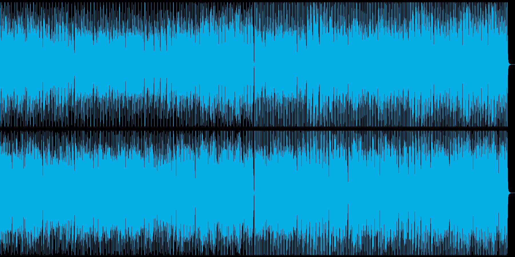 第九ベートーベン歓喜の歌ウクレレ すず抜の再生済みの波形