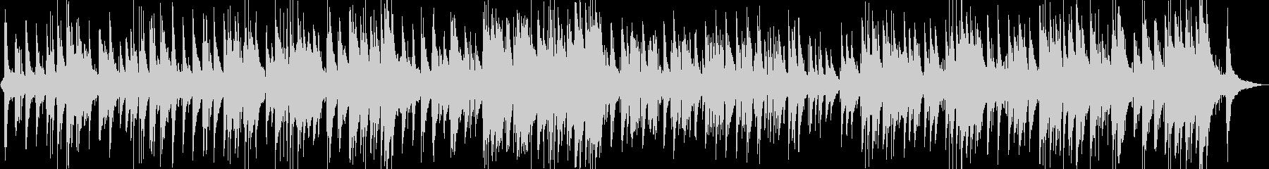 ジャズ風 ジムノペディの未再生の波形