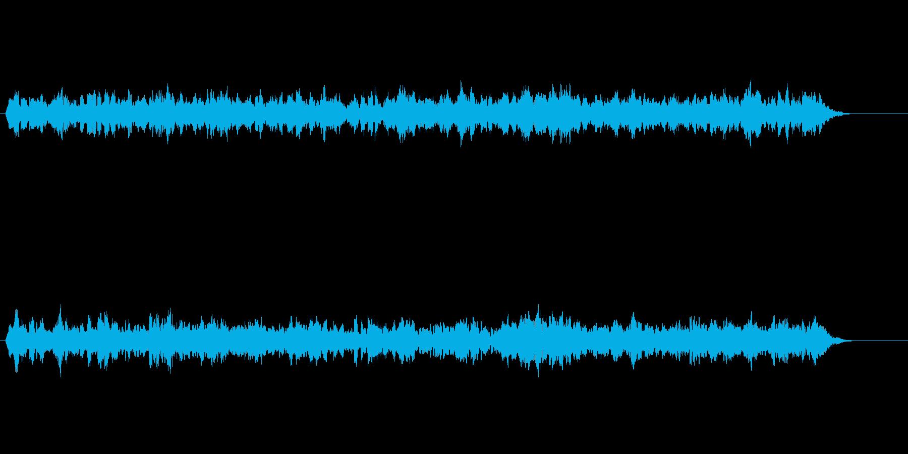 【サイバー07-3】の再生済みの波形
