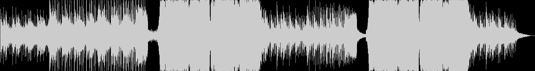 静と動 / Liquid Dubstepの未再生の波形