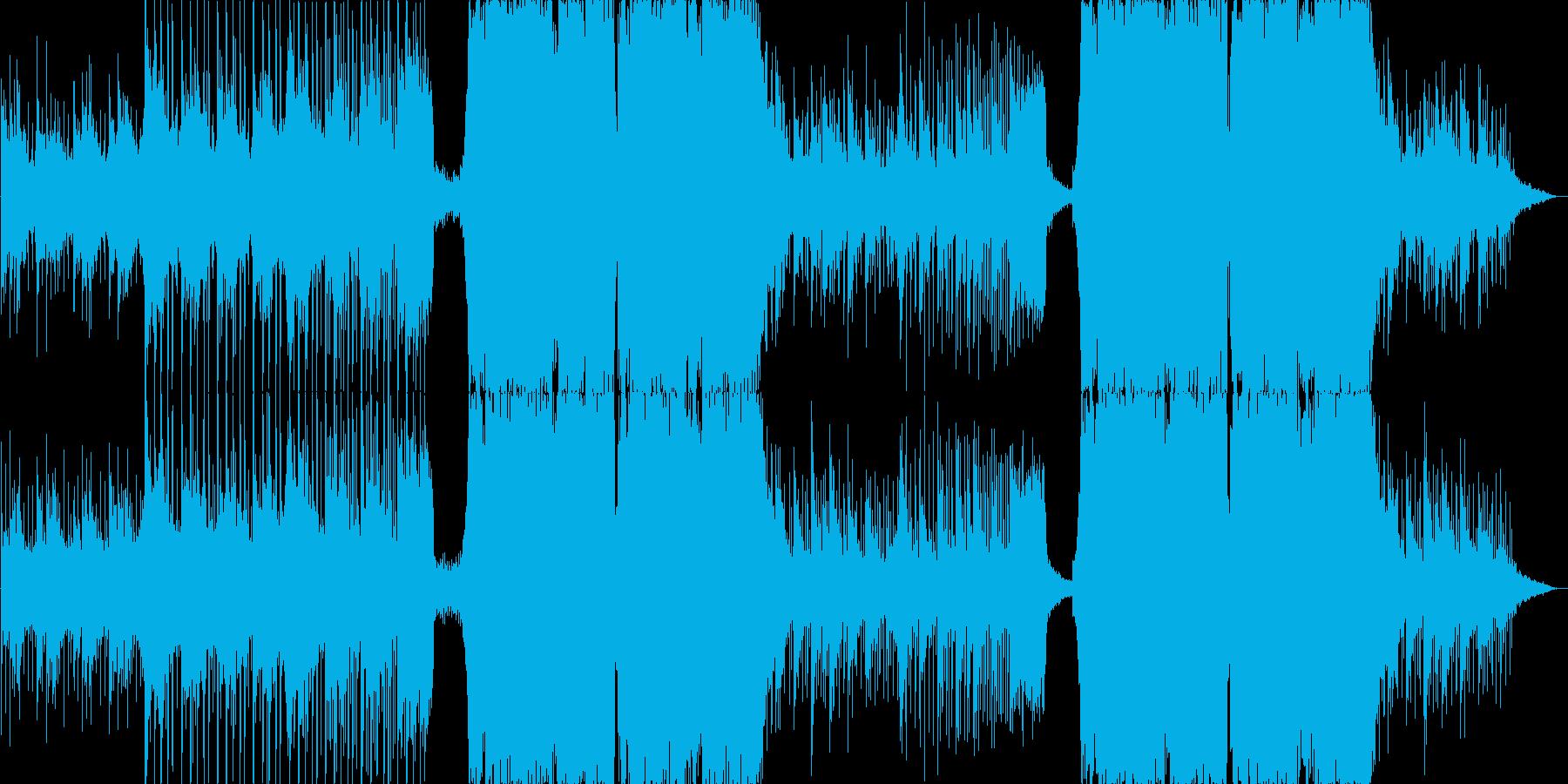 静と動 / Liquid Dubstepの再生済みの波形