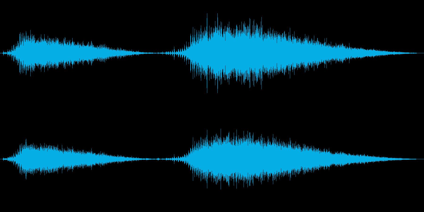 ドリル,電気ドリル,チェーンソー01の再生済みの波形