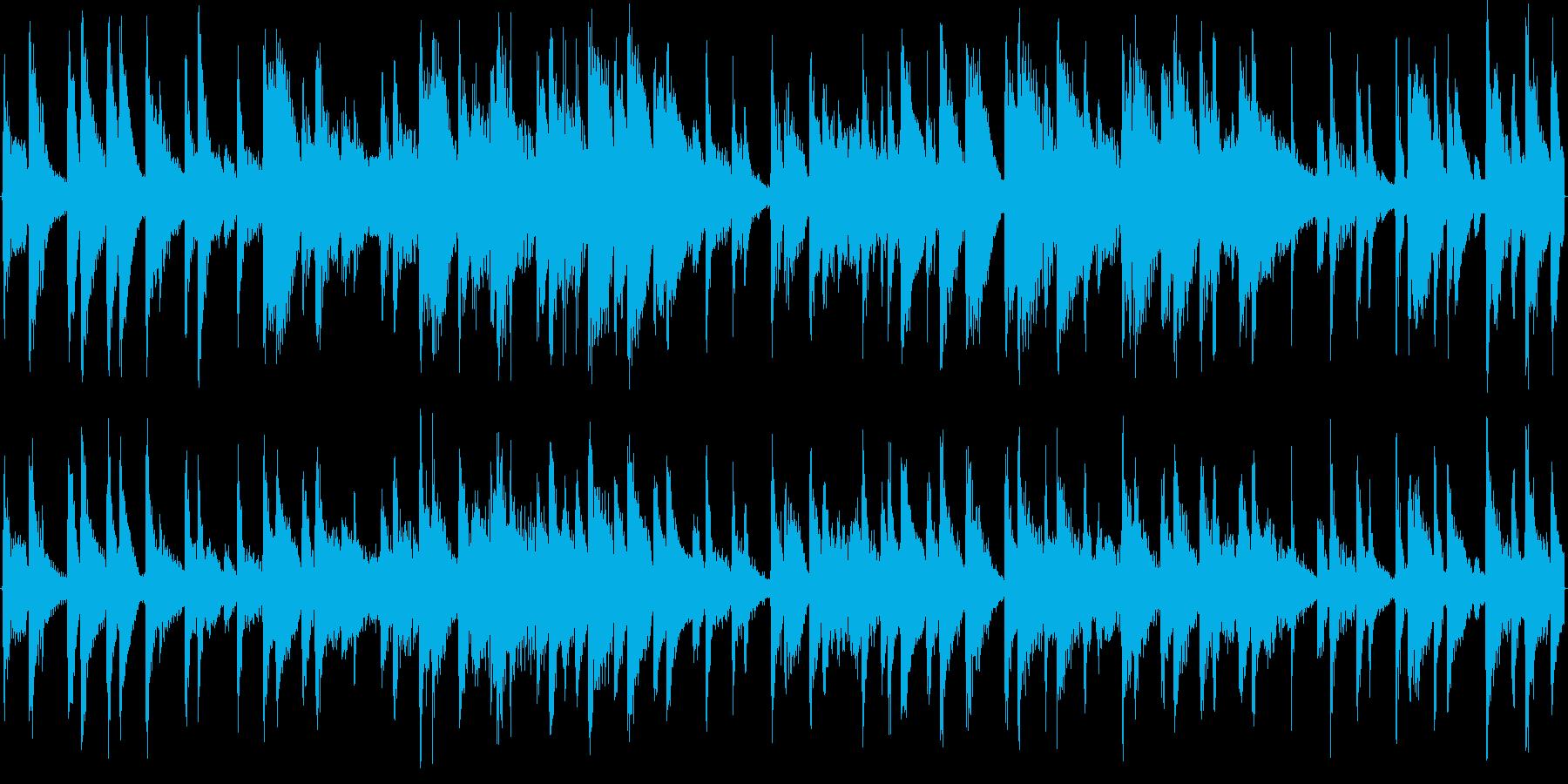 Big Bandの中でのPianoをフ…の再生済みの波形