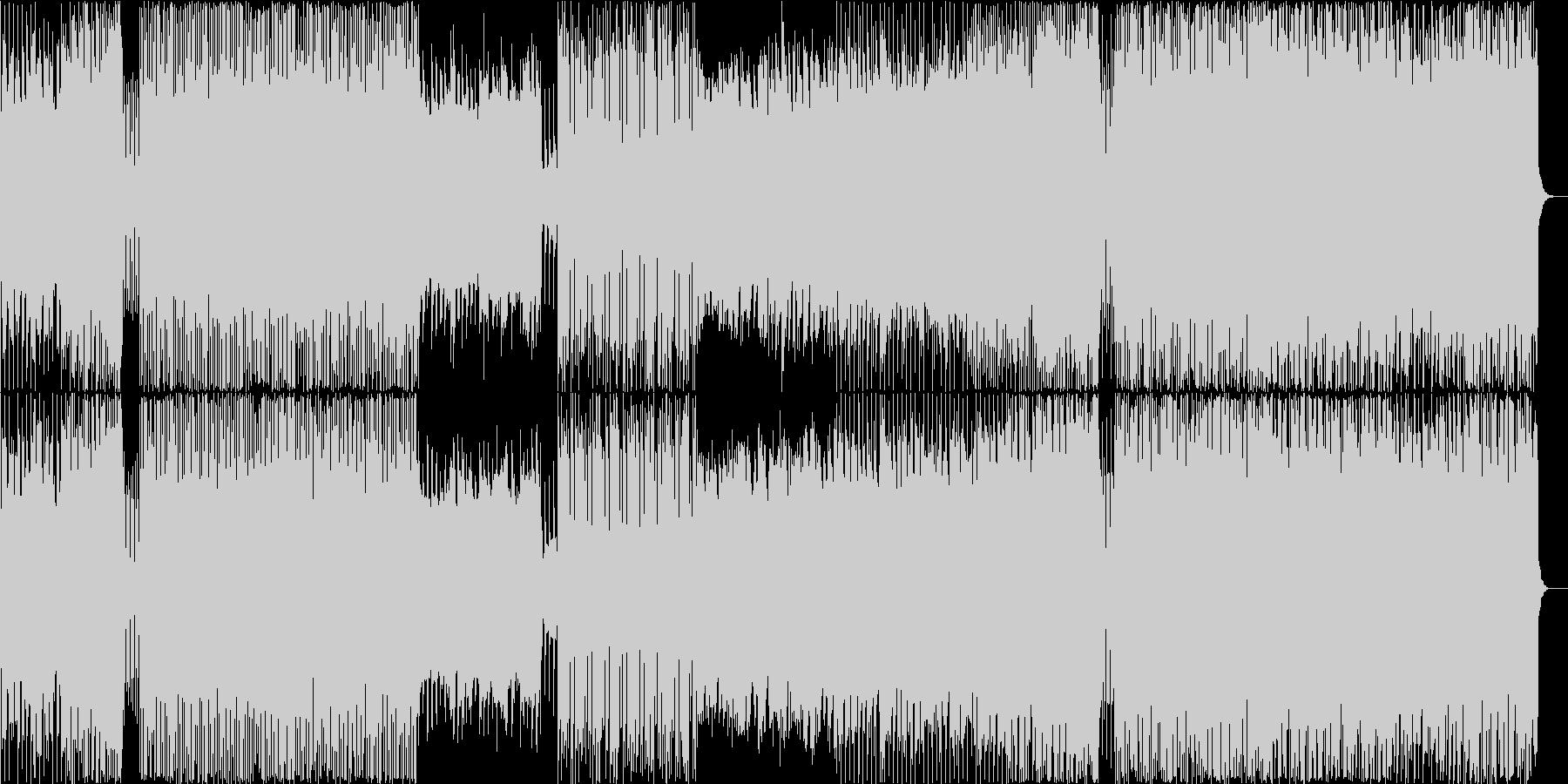 マシュメロ風FutureBass/EDMの未再生の波形