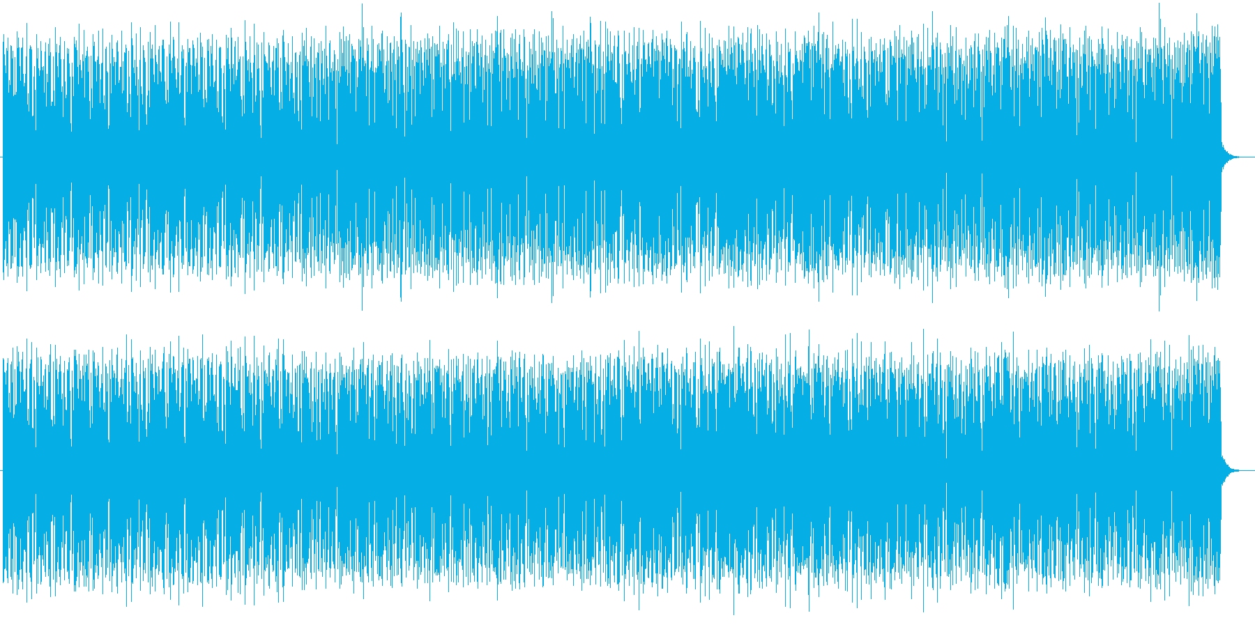 不思議で緩やかなトランペットポップスの再生済みの波形