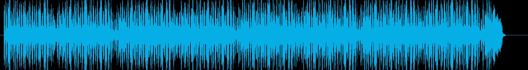 口笛と鉄琴が可愛い ほのぼのしたポップスの再生済みの波形