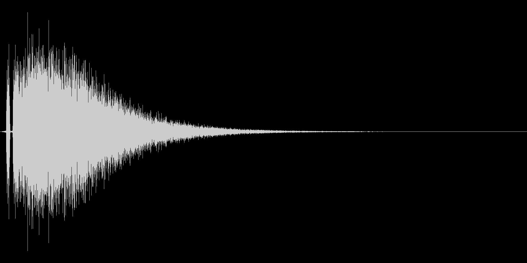 レベルアップ、ステータスアップ等の未再生の波形