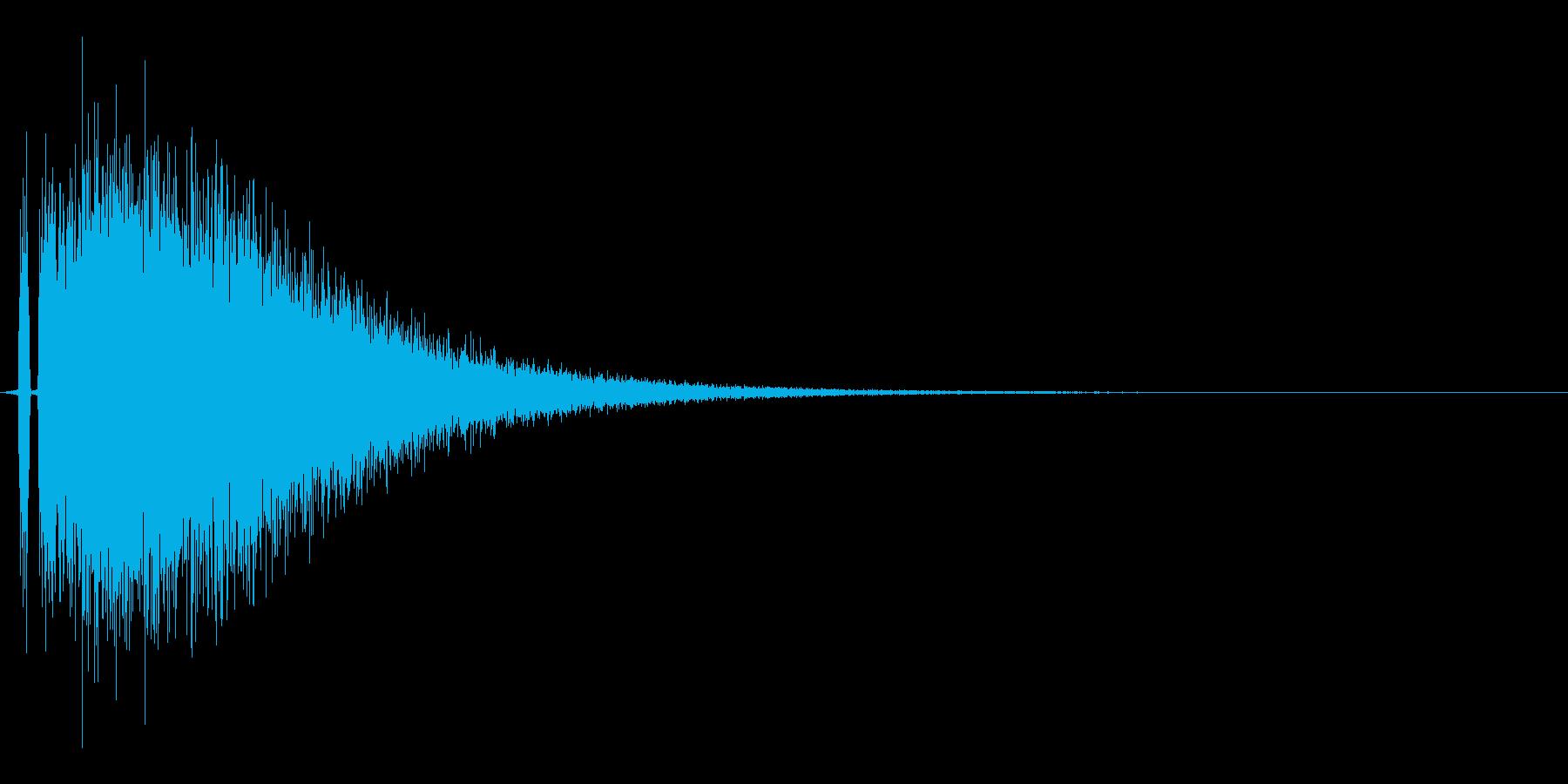 レベルアップ、ステータスアップ等の再生済みの波形