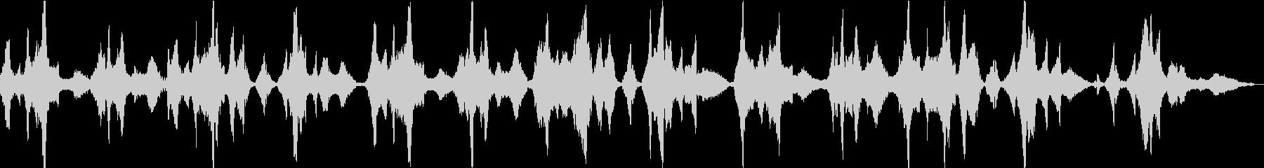 悠久の二胡が歌う、遊牧民の美しいバラードの未再生の波形