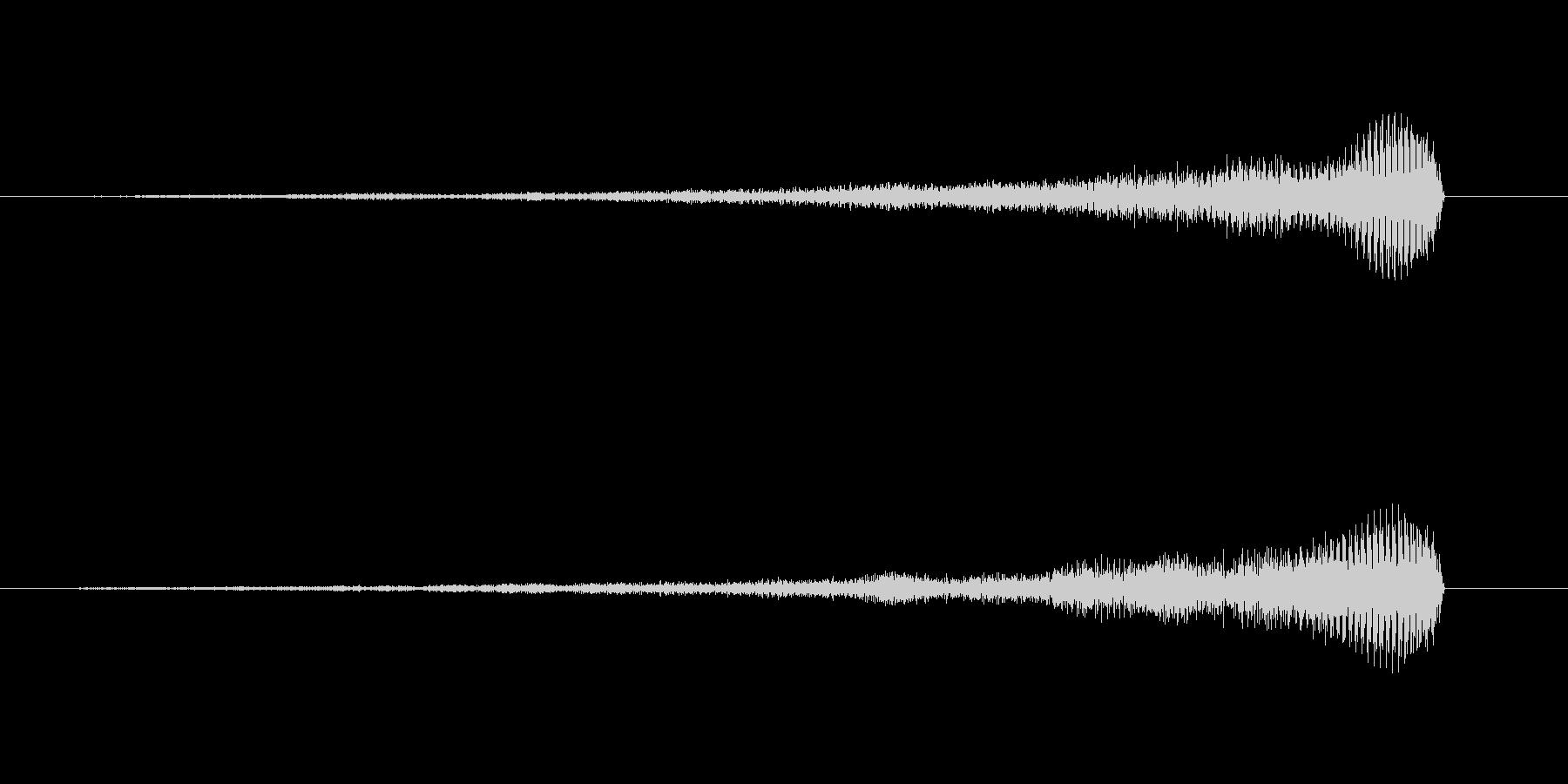 【サイバー06-6】の未再生の波形