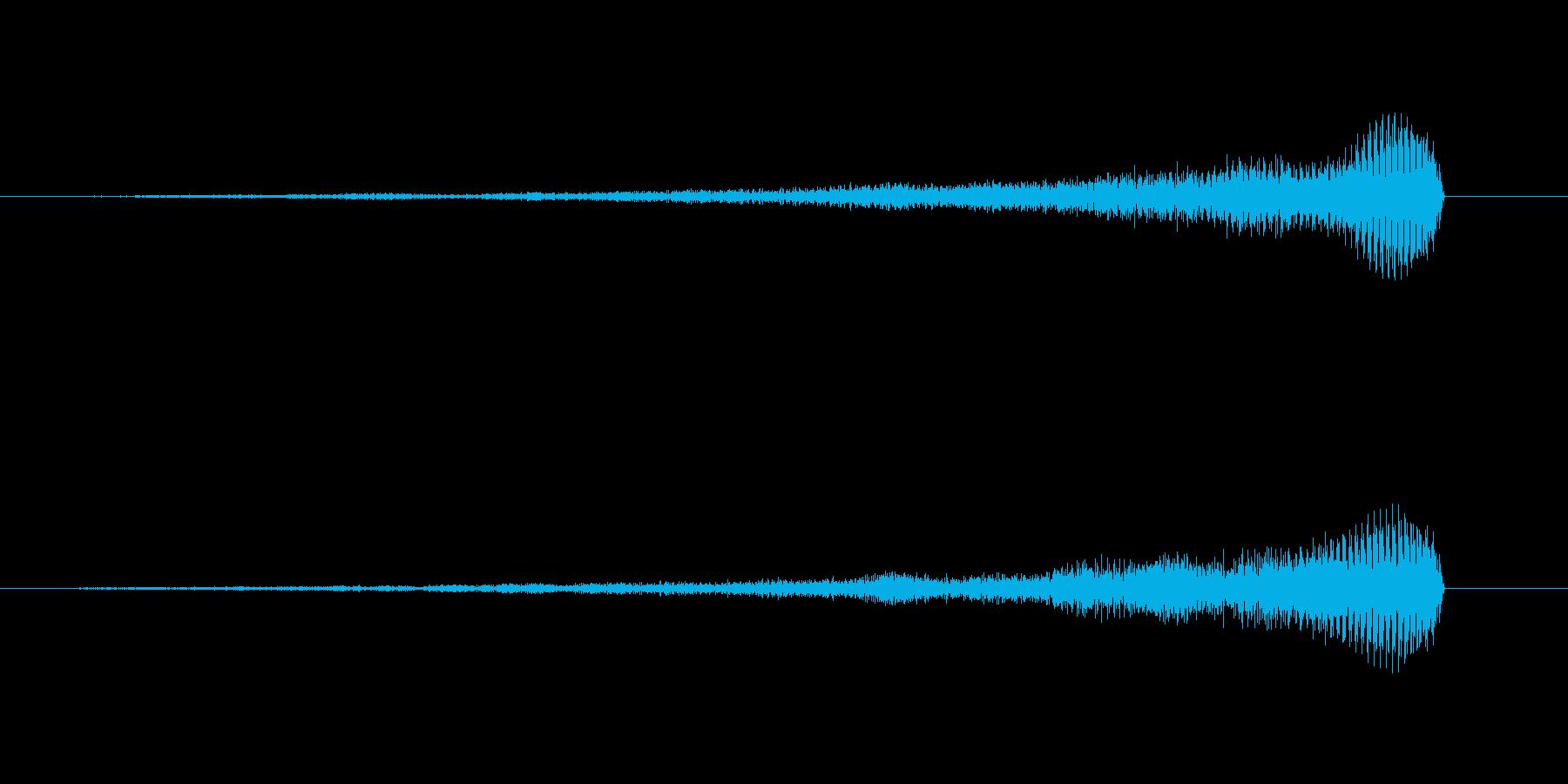 【サイバー06-6】の再生済みの波形
