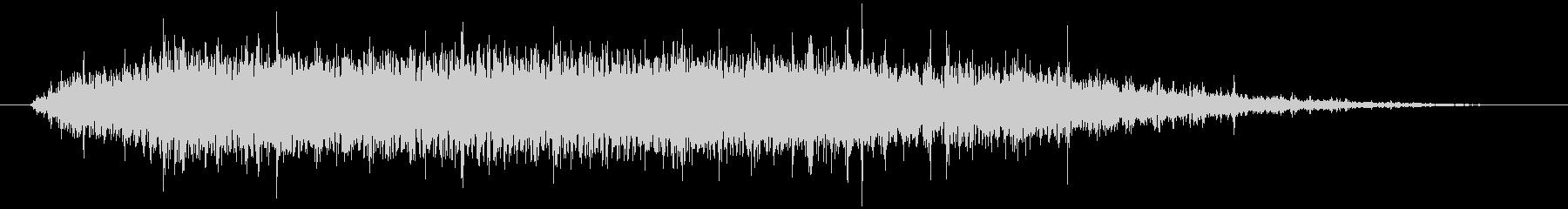 ウィーン(ロボ、ドリル、機械)の未再生の波形