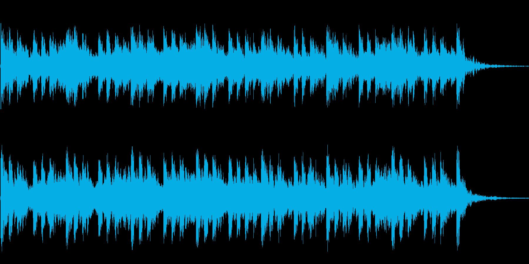 Soundtrack 3の再生済みの波形