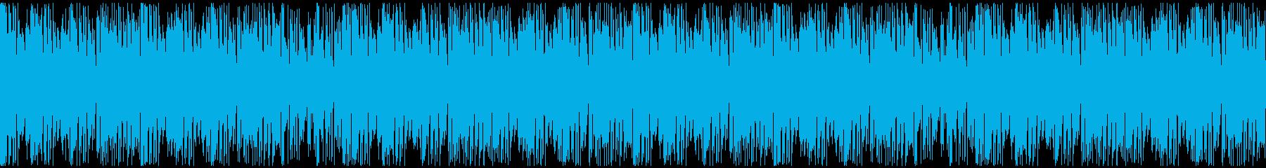 【激しく神秘的/シンフォニックメタル】の再生済みの波形