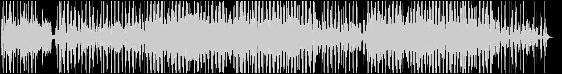 和風沖縄民謡風 三線でどこか懐かしいの未再生の波形