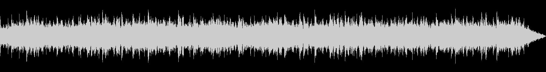 【主張しない背景音楽】儚げ1【ループ】の未再生の波形