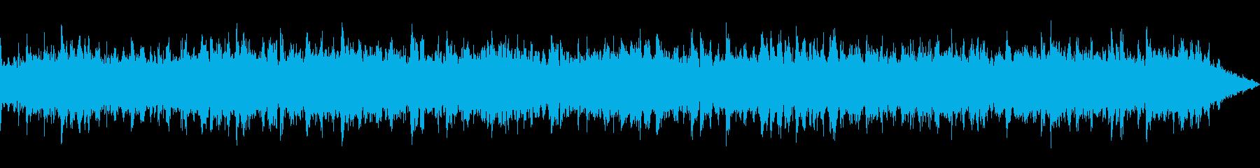 【主張しない背景音楽】儚げ1【ループ】の再生済みの波形