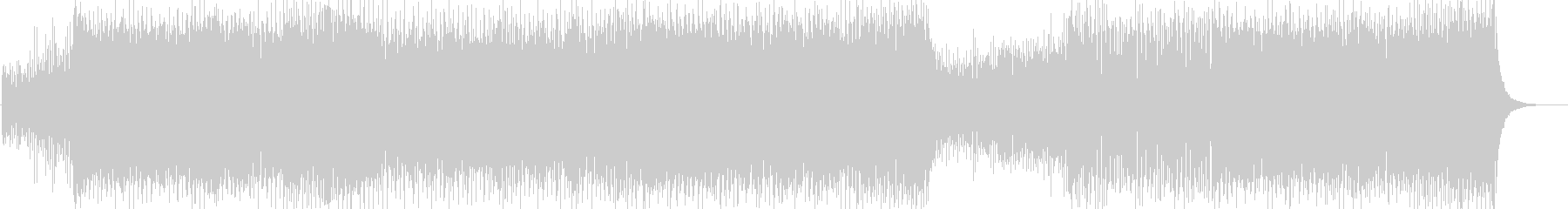 【EDMトランス】ラジオ・放送・映像向けの未再生の波形