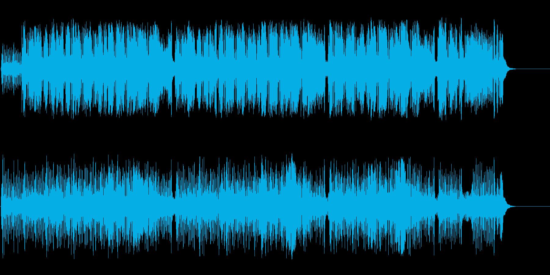 気品と格調が華やかな王室風弦楽四重奏の再生済みの波形