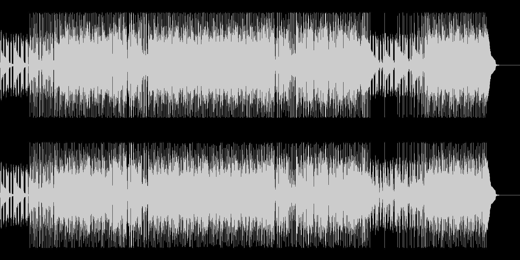ショータイム クイズ イベントの未再生の波形