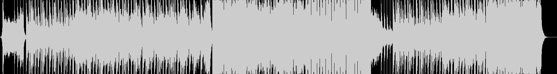 歓喜の歌ベートーベン第九ヒップホップ版の未再生の波形
