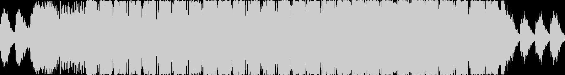 暗さと神秘性のある曲です。スローテンポ…の未再生の波形