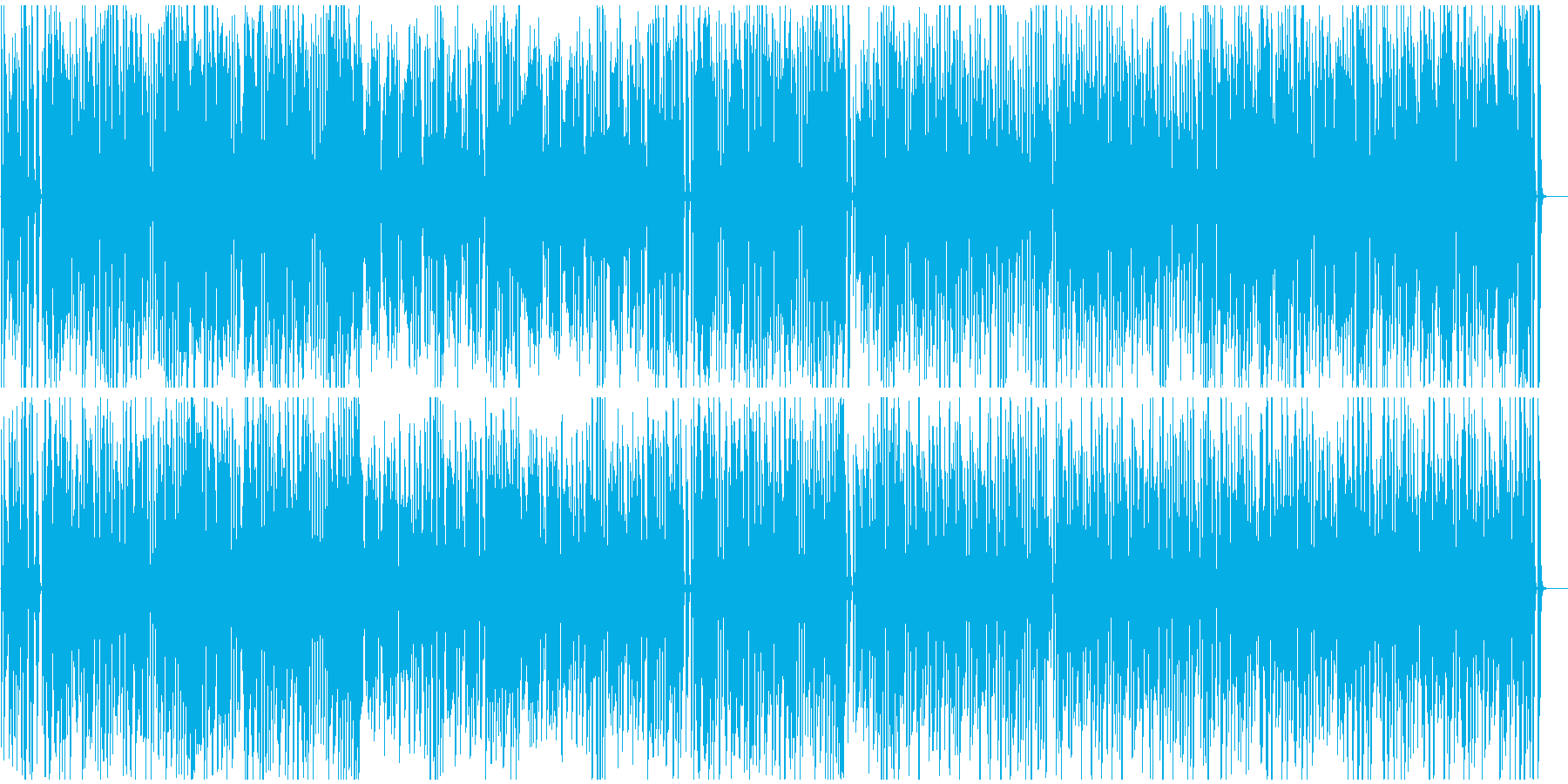 ピアノ名曲ジョプリン ほのぼのした優しさの再生済みの波形