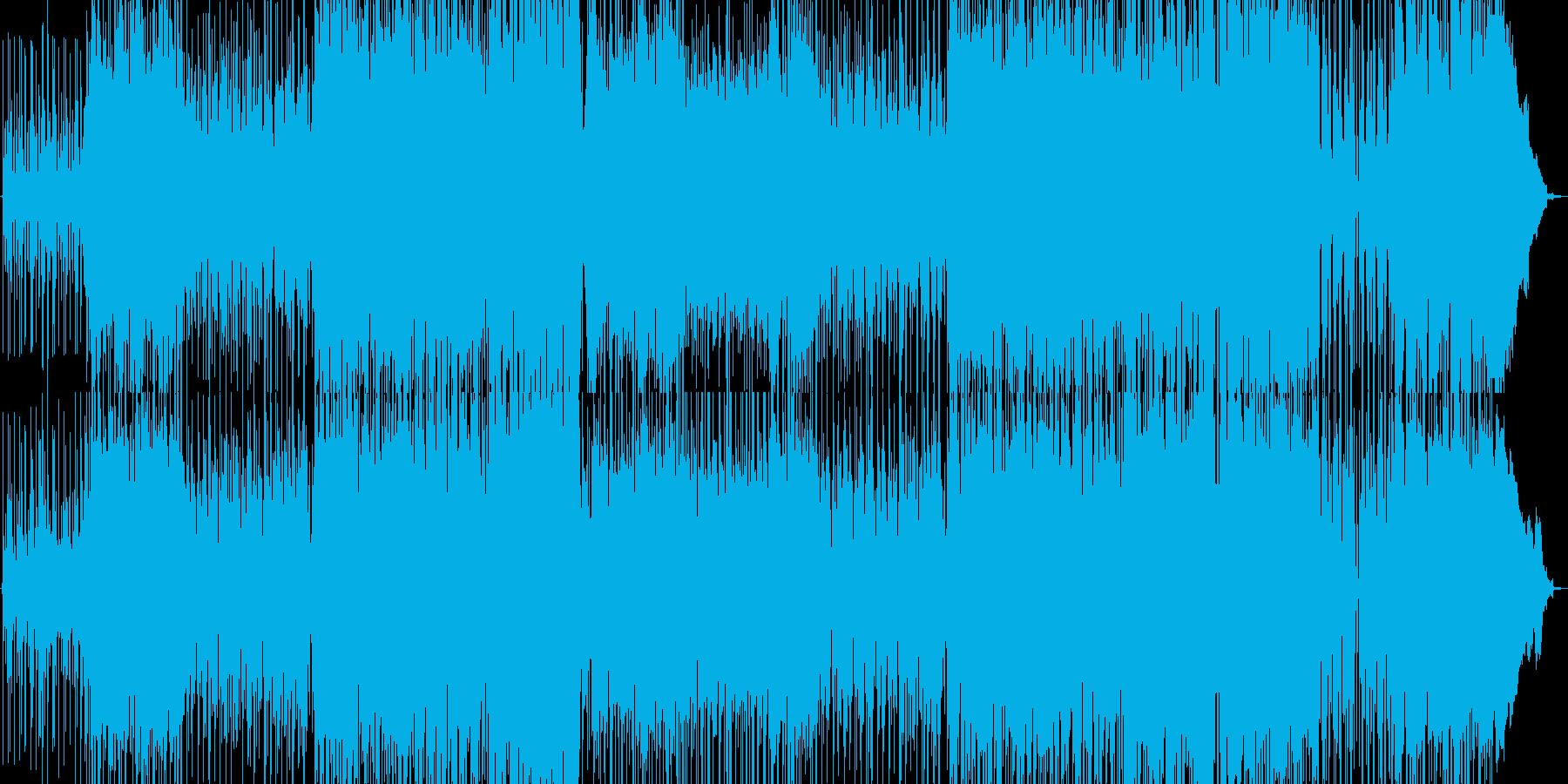 トラベルCMに合いそうなPOPチューン!の再生済みの波形