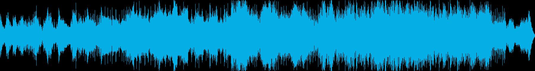 ドンと存在感たっぷりの感動ゴシックメタルの再生済みの波形