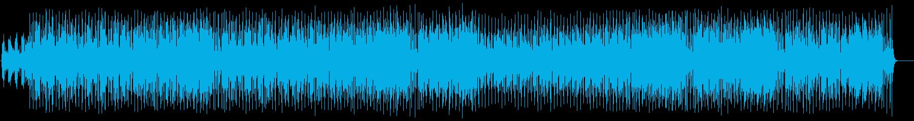 牧場のメルヘンなポップス(フルサイズ)の再生済みの波形