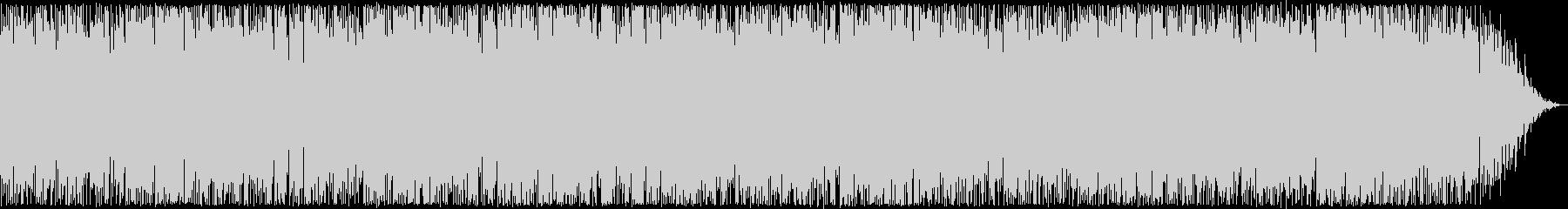 お洒落なトランペットシンセサウンドの未再生の波形