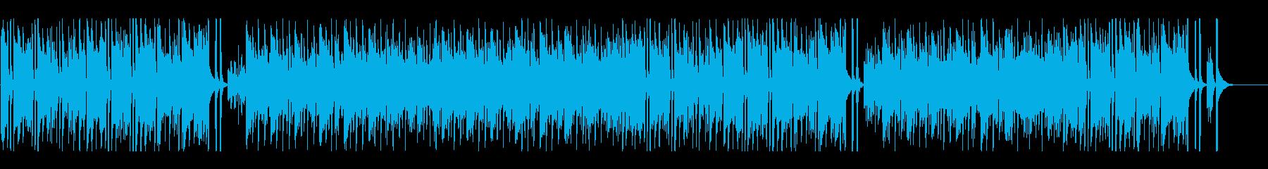 情報 天気予報 昼さがり ティータイムの再生済みの波形
