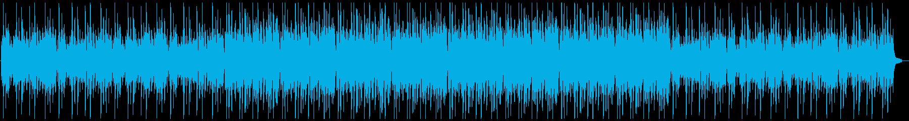 奇妙な緊張感:ピアノソロ劇伴(長めの再生済みの波形